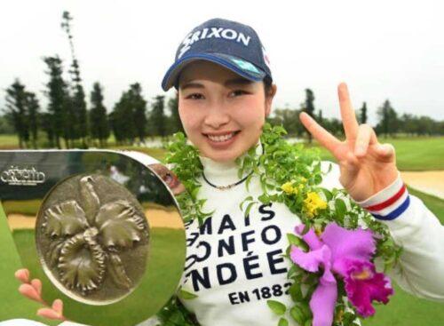 女子ゴルフ,黄金世代,小祝さくら,スイング,天然,コメント,名言,ゴルフ